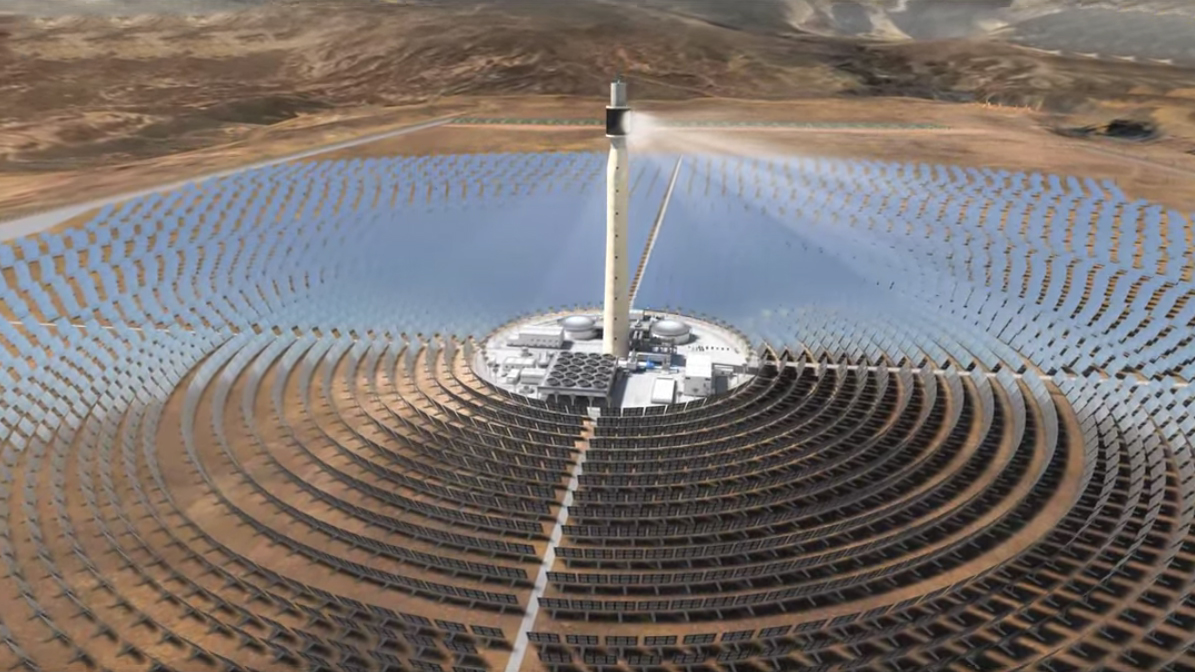 AmberTS is involved in NOOR III 150 MW Power Plant in Morocco